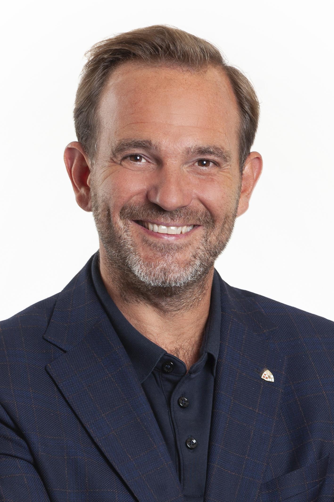Lehrlingskoordinator David Narr