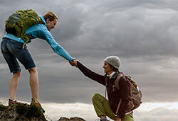 Bergsteigerinnen (Foto: gettyimages)