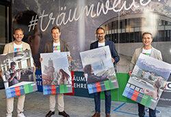 #träumweiter-Kampagne (Foto: Die Fotografen)